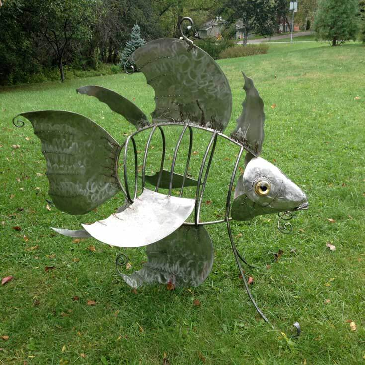 Fish Sculpture 51